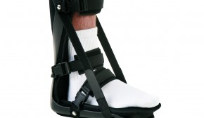 Night time plantar fasciitis splint